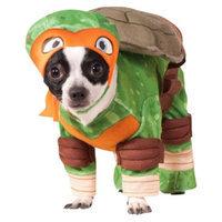 Teenage Mutant Ninja Turtles Teenaged Mutant Ninja Turtles Michelangelo Pet Costume - Medium