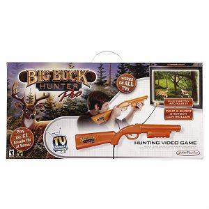 Jakks Big Buck Hunter Pro:  Hunting Video Game