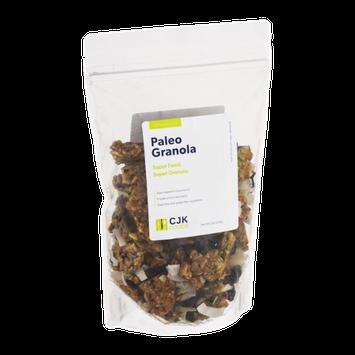 CJK Foods Paleo Granola
