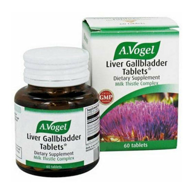 A Vogel Liver Gallbladder Tablets 60 Tablets