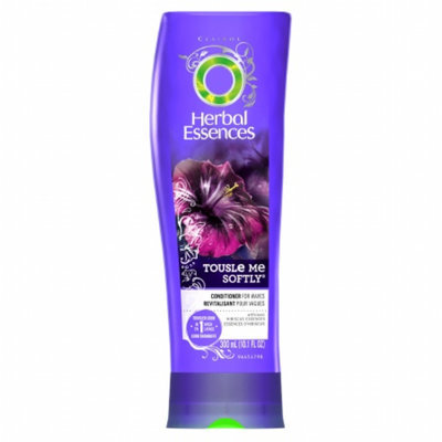 Herbal Essences Tousle Me Softly Hair Conditioner for a Tousled Look