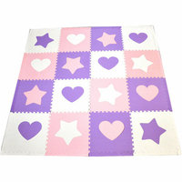 Sleeping Partners Tadpoles Tadpoles Classic Hearts Playmat Set