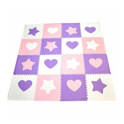 Sleeping Partners Tadpoles Tadpoles Classic Hearts Playmat Set