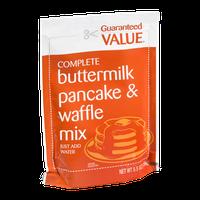 Guaranteed Value Buttermilk Pancake & Waffle Mix