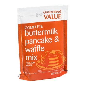 Guaranteed Value Buttermilk Pancake & Waffle Mix
