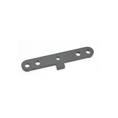 19029 Front Plate Hyper 7 RTR Pro Black