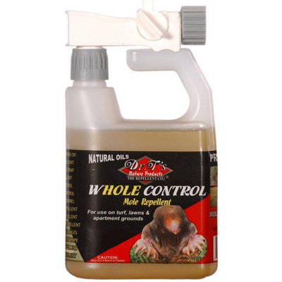 Woodstream Whole Control Mole Repellent