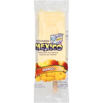 Helados Mexico Mango Premium Ice Cream Bar, 4 oz