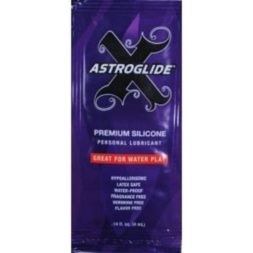 Astroglide X - Premium Personal Lubricant (50 pack)