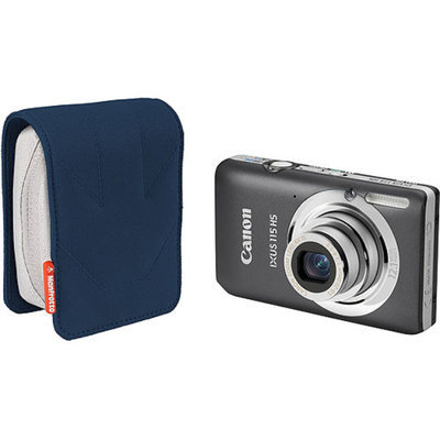 Manfrotto Zip Pouch Camera Bag, Navy