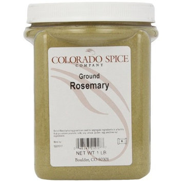 Colorado Spice Rosemary, Ground, 16-Ounce Jars (Pack of 2)