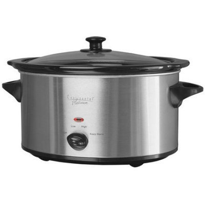 Continental Electrics Oval Slow Cooker
