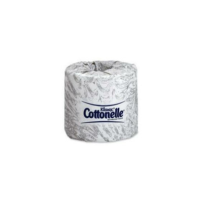 Kimberly-Clark KIM17713 Bathroom Tissue- 2-Ply- 4inchx4-. 50inch- 505 Sheets-Roll- 60-CT- White