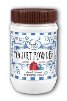 Yogurt Powder -Natural Dowd And Rogers 3.88 oz Powder