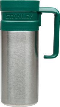 Stanley 16 Oz Stainless Steel Travel Mug