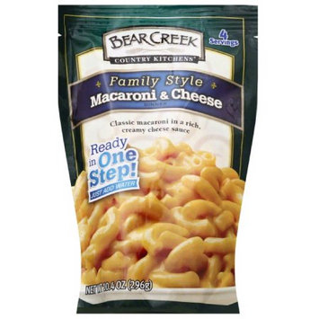 Bear Creek Country Kitchens Family Style Macaroni & Cheese, 10.4 oz, (Pack of 6)