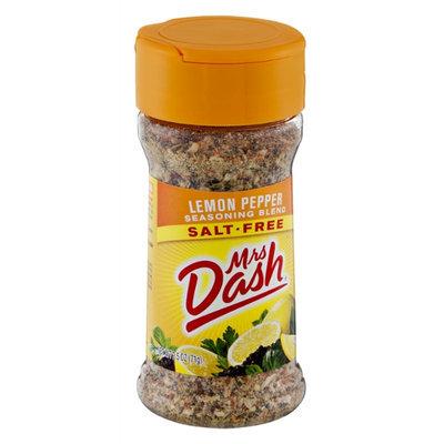 Mrs Dash Salt-Free Lemon Pepper Seasoning Blend