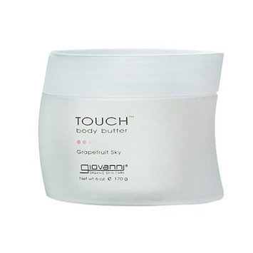 Giovanni Touch Body Butter Grapefruit Sky 6 Ounces