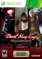 Capcom USA, Inc. Devil May Cry HD Collection