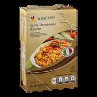 Ahold World Menu Spicy Arrabbiata Risotto