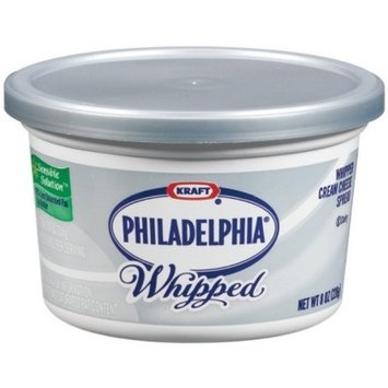 Philadelphia Whipped Cream Cheese