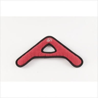 Tuff Enuff Classics Boomerang Toy for Dogs