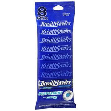 Breath Savers Sugar Free Mints 8 Pack