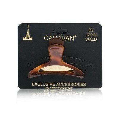 Caravan French Hand Made Small Fashion Metal Clip Model No. 961