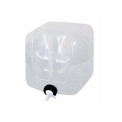 Reliance Fold-a-Carrier Water Container - Clear