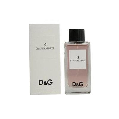 D & G L'Imperatrice 3 Eau De Toilette Spray By Dolce Amp; Gabbana