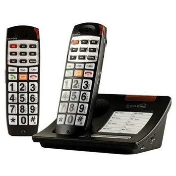 Serene Innovations CL65-BUNDLE Dect 6.0 Amplified Cordless Phone - Handset