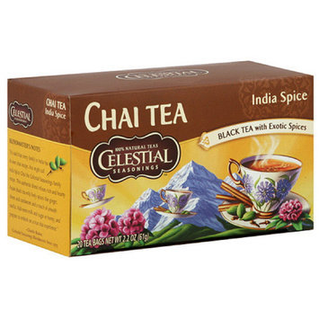 Celestial Seasonings® Chai Tea India Spice Black Tea