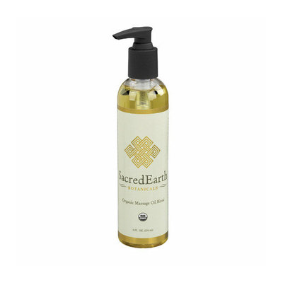 3- Point Products SacredEarth Botanical Organic Massage Oil