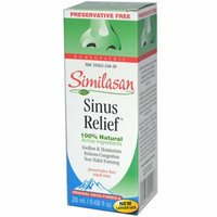 Similasan Sinus Relief 0.68 fl oz