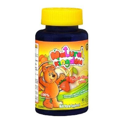Natural Kingdom Children's Multivitamin Kosher Supplement Gummies