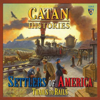 Mayfair Games Catan Histories America