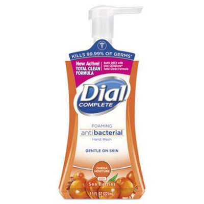 Dial® Professional Antimicrobial Foaming Hand Soap Sea Berries