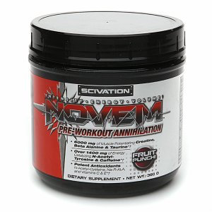 Scivation Novem Pre-Workout Annihilation