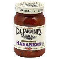 D.L. Jardine's Habanero Salsa 16.5 OZ