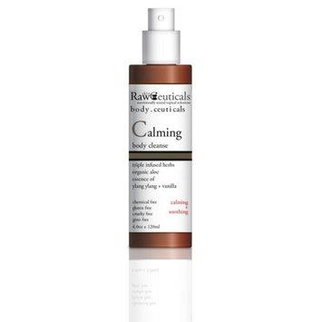 Raw Skin Ceuticals BD-CL-CAL-90 Body. Ceuticals Body Cleanse Calming