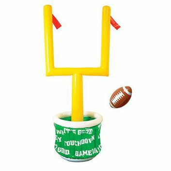 Buy Seasons Goal Post Cooler with Football