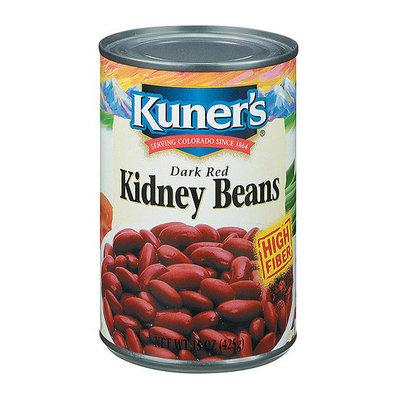 Kuner's Dark Red Kidney Beans