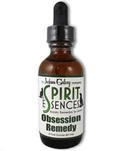Spirit Essences Obsession Remedy 2 oz Spray Top