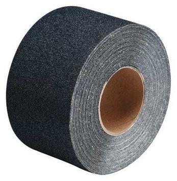 BRADY 110019 Antislip Tape, Black,4 In x 60 ft.