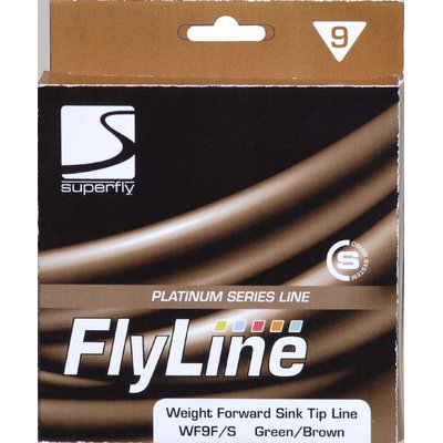 Superfly's Premium Performance Fly Line