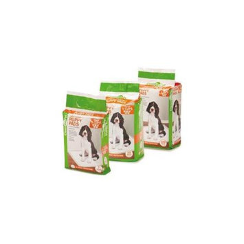 Clean Go Pet ZW1956 30 Supr Absbncy Puppy Pad 30 Pk Bag