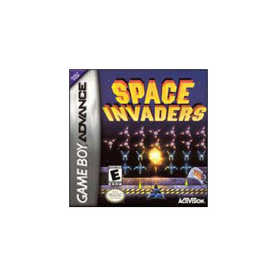 Activision Space Invaders