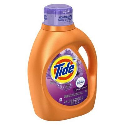 Tide Febreze Spring & Renewal Scent Liquid Laundry Detergent 92 oz