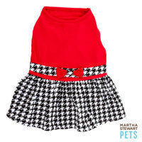 Martha Stewart PetsA Houndstooth Dress