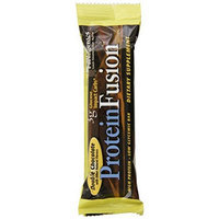 Metagenics ProteinFusion Bar Double Chocolate 12 bars, 2.25 OZ each